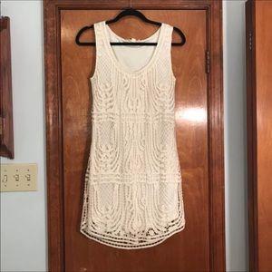 Urban outfitters size 6 crochet dress!